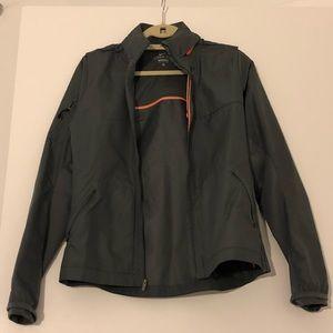 Dark Grey Nike Storm-fit Running Jacket